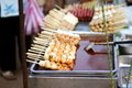Free Grilled Seafood. Royalty Free Stock Image - 34871886