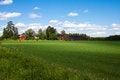 Free Finland Farm Stock Photo - 34875210