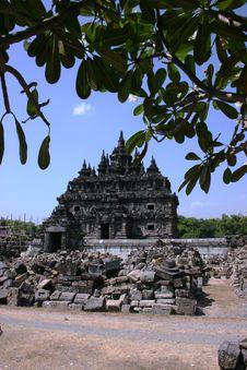 Free Plaosan Temple Royalty Free Stock Photos - 34879838