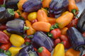 Free Colorful Peppers For Sale Royalty Free Stock Photo - 34889755