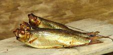 Free Smoked Fish Royalty Free Stock Photo - 34887665
