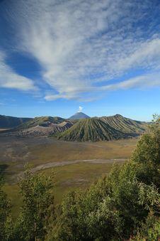 Free Bromo Volcano Mountain In Tengger Semeru Stock Images - 34890814