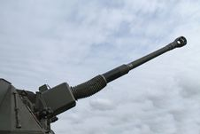 Free Army Tank Vehicle. Stock Image - 34895571