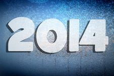 Free New Year 2014 Royalty Free Stock Image - 34897146