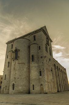 Free Trani, Cathedral Stock Photos - 34897523