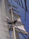 Free Mast And Sail Stock Photography - 3499722