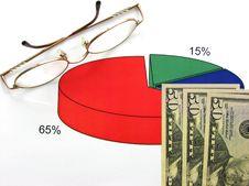 Free An Eye On The Money Stock Photos - 3490663
