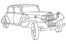 Cadillac Royalty Free Stock Images