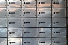 Free Letter-boxes Stock Image - 3491351