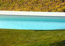 Paradise Pool Royalty Free Stock Photo