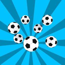 Free Soccer Balls Stock Photos - 3492543