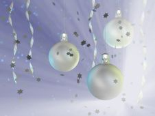 Free Christmas Onament 17 Royalty Free Stock Photos - 3492788