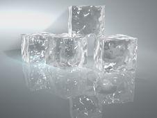 Free Ice Cube 2 Stock Photo - 3492860