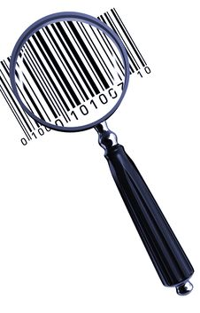 Free Magnifier 3 Royalty Free Stock Image - 3492936