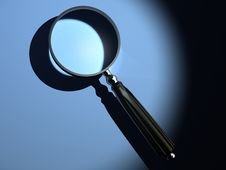 Free Magnifier 5 Stock Images - 3492944