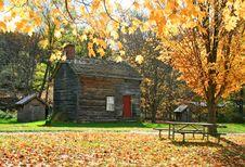 Free Historic Millbrook Village Stock Photo - 3494720