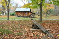 Free Historic Millbrook Village Stock Photo - 3494790