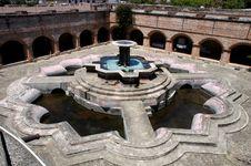 Free Fountain - Guatemala Stock Image - 3495531