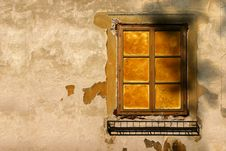 Free Old Window Stock Photos - 3495803