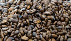 Free Coffee Beans Royalty Free Stock Photo - 3496115