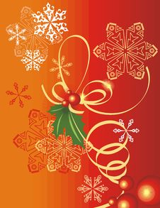 Free Winter Holiday Background Stock Images - 3496744