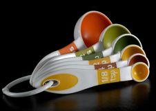 Free Measuring Spoon Stock Photos - 3498243