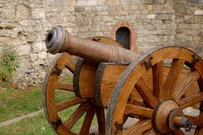 Free Cannon Stock Photography - 3498392