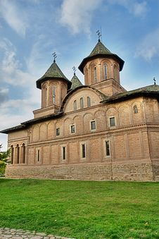 Free Romanian Church Royalty Free Stock Photo - 3498815