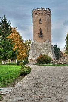 Free Targoviste Guard Tower Royalty Free Stock Photos - 3498888