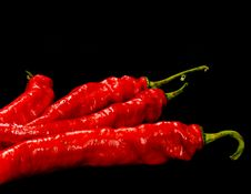 Free Red Hot Chili Peppers Stock Images - 3499384