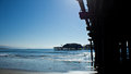 Free Santa Barbara Pier Royalty Free Stock Photo - 34909205
