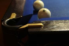 Free Billiard Pocket Stock Photography - 34903432