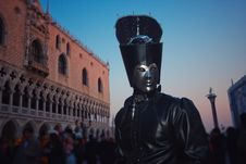 Free Masks In Venice, Italy Stock Image - 34907621
