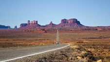 Free Monument Valley Royalty Free Stock Photography - 34909167