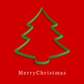 Free Green Christmas Tree Royalty Free Stock Photography - 34914657