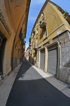 Free Streets Of Verona Stock Photos - 34916843