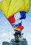 Free Nautical Signal Flags Royalty Free Stock Photo - 34915705