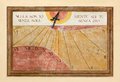 Free Religious Sundial Royalty Free Stock Image - 34922646