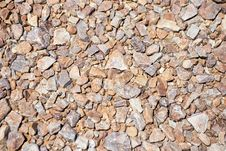 Free Dry Rocky Desert Riverbed In Namibia Royalty Free Stock Photos - 34924688