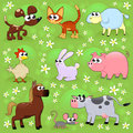 Free Farm Animals. Stock Photography - 34933552