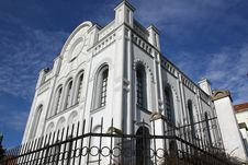 Free Synagogue Royalty Free Stock Images - 34930269