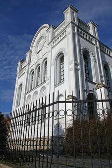 Free Synagogue Stock Photo - 34930420