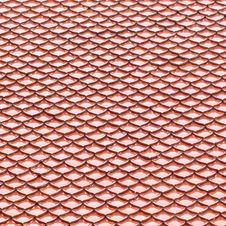 Free Roof Tile As Background Stock Photos - 34942793