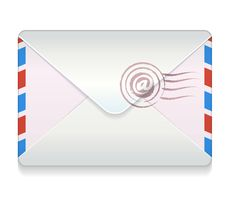 Free E-mail Icon Royalty Free Stock Images - 34953079