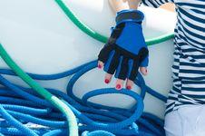 Free Rope Stock Image - 34958801