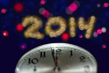 Free New Year Royalty Free Stock Image - 34964856