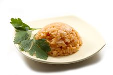 Free Risotto Royalty Free Stock Image - 34965326