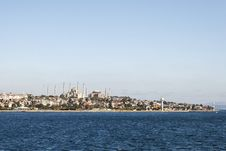 Free Istanbul Stock Photo - 34967480