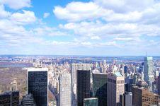 Free New York City Stock Image - 34976321