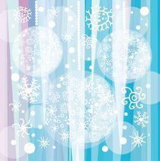 Free Christmas Decoration Card Stock Photo - 34983940